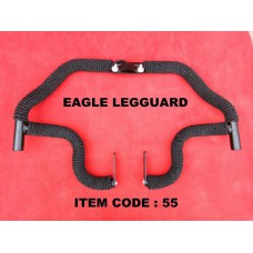 Eagle leg guard with rope for electra classic and std