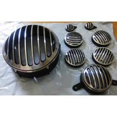 CNC grill set