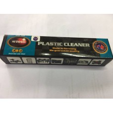 Plastic cleaner auto sol new range